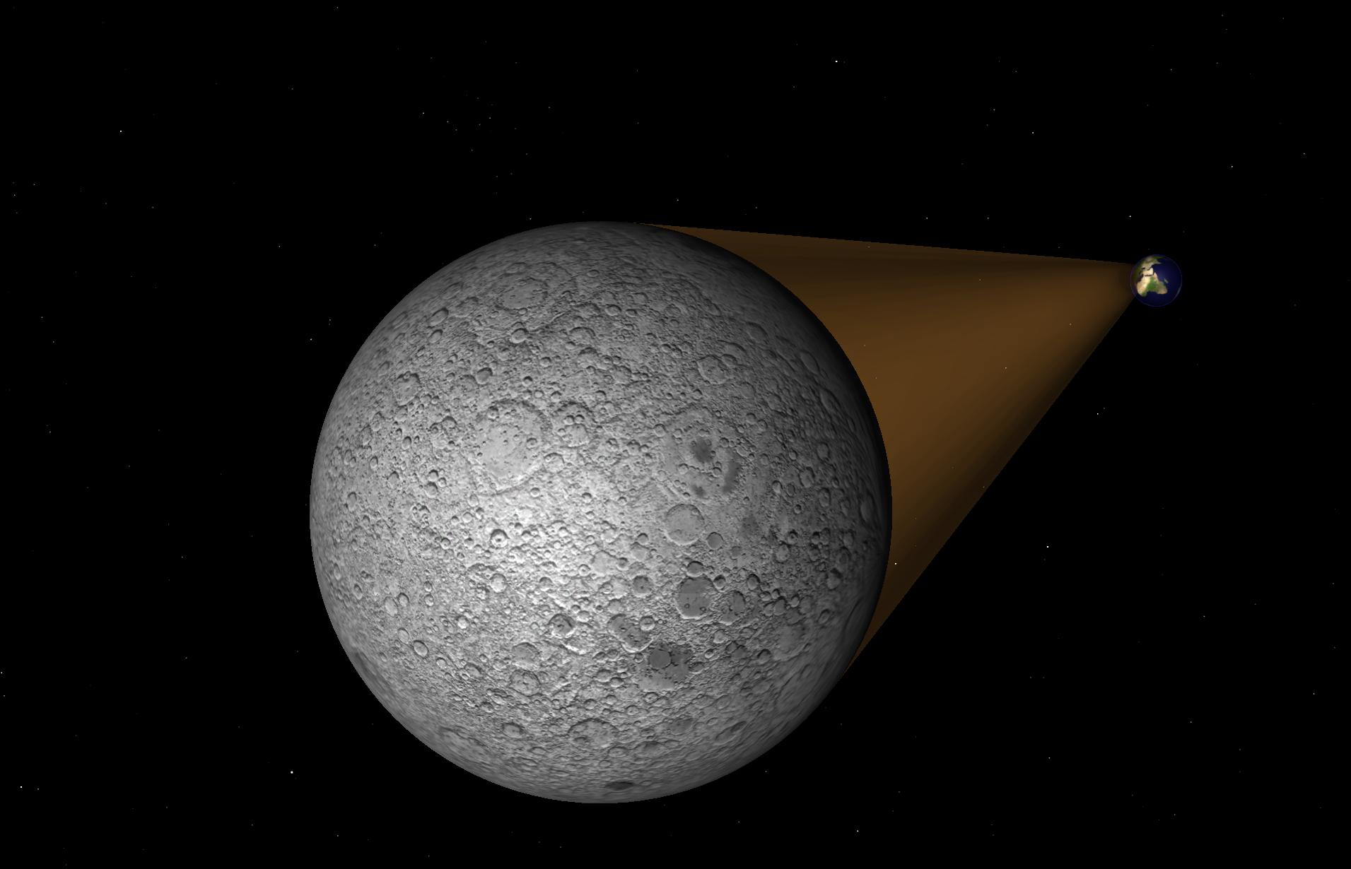 hvad er en måne
